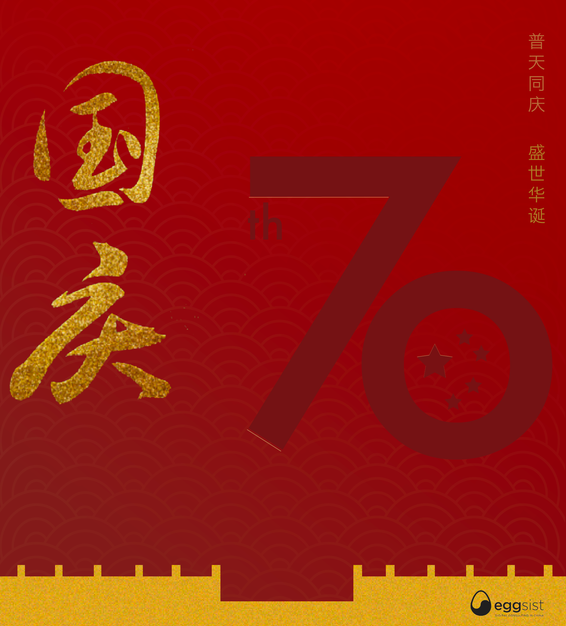 Chinese golden week - Digitexport